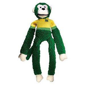 Brinquedo de Pelúcia Pernão Brasil