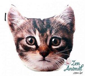 Almofada Formato Gatos