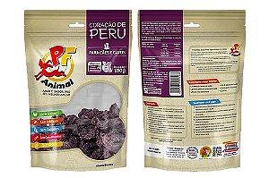 Coração de Peru Desidratado