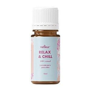 Aromaterapia em Gotas - Relax & Chill