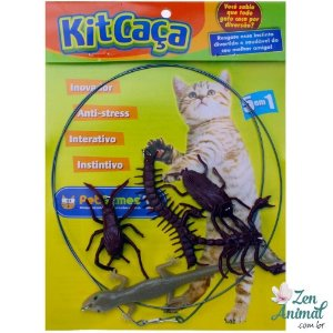 Kit Caça para Gatos