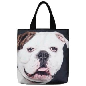 Bolsa Bulldog Inglês - SPFW