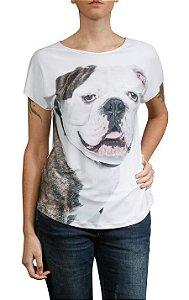 Blusa Premium Bulldog Inglês - SPFW