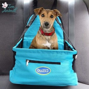 Cadeirinha de Carro para Cães de Pequeno Porte