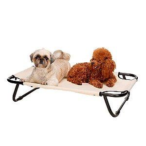 Cama Suspensa para Cães até 30kg - Média