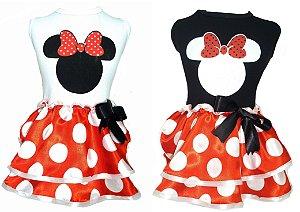 Fantasia Minnie - Vestido