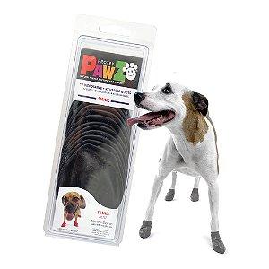 Pawz Preta - Botas para Cães - Tamanho Small (Pequeno)