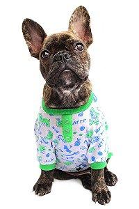 Pijama - Algodão com Botões