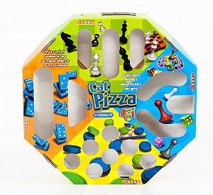 Brinquedo Cat Pizza para Gatos -  4 Jogos em 1