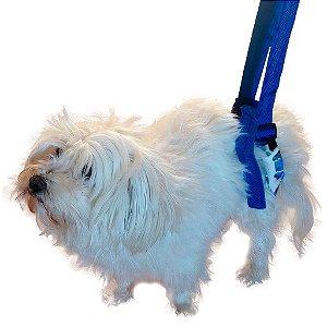 Suporte Ajustável para Cães com Problema de Locomoção