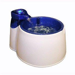 Fonte de Água com LED - Bebedouro Inteligente 220v AFP