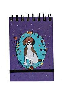 Bloquinho de Anotações Beagles