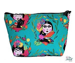 Necessaire Gatinho da Frida Kahlo