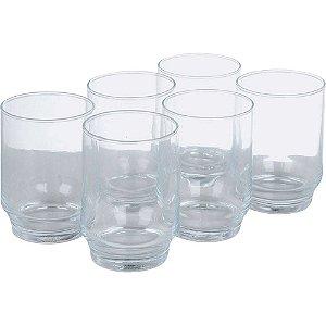 Jogo de Copos de Água e Suco