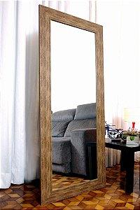 Espelho Grande com Moldura