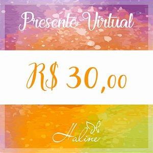 Presente Virtural - Cota 30