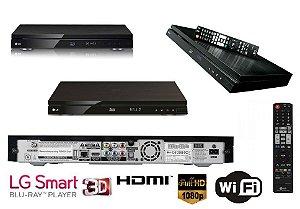 LG Smart Full HD 3D Blu-Ray Player