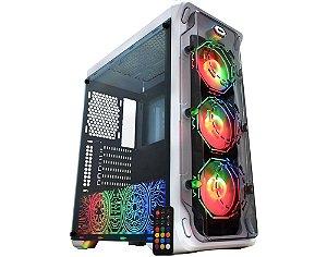 Pc Gamer Intel I7-9700F, Gigabyte Z390M, Ssd 500Gb Wd, Mem. 8Gb Winmemory, Kmex 04B1, Fonte 650 Gamemax, Rtx3060