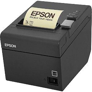 IMPRESSORA NAO FISCAL EPSON TM-T20 USB C31CB10081 GARANTIA: REDE AUTORIZADA