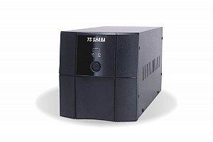 NOBREAK 2200 VA TSSHARA UPS PROFESSIONAL 4BS/2BA OU 4BA UNIVERSAL BIVOLT AUTO 8T SAIDA 115V E 220V USB INTELIG. 1 EXP. 7