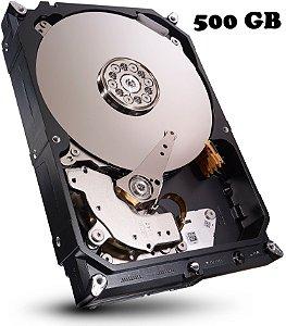 HD DESKTOP GB 500 SEAGATE 5900 RPM GARANTIA: 90 DIAS TIB