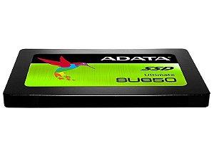SSD 120 GB ADATA SU650 SATA 3 2.5 POLEGADAS GARANTIA: 1 ANO