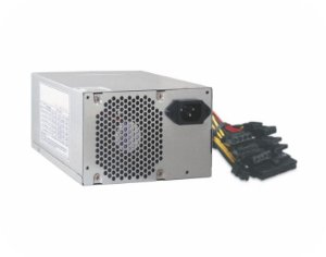 FONTE ATX 300 W KMEX PX450RQG - C/CABO ALIM, EMB IND C AUTO SWITCH (300W REAL)