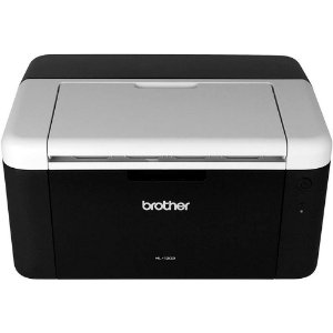 Impressora Laser Brother Hl-1202 Monocromática, 110V, Preto