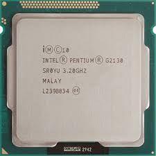 PROCESSADOR 1155 INTEL PENTIUM G2130 3.2GHZ 3MB SEM COOLER PN CM8063701391200 GARANTIA: 3 MESES