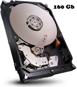 HD DESKTOP GB 160 SEAGATE SATA2 5400RPM PN ST3160215SCE PULL GARANTIA: 90 DIAS