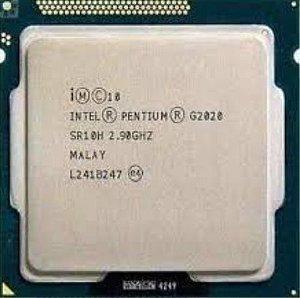 Processador 1155 Intel 2ª Geração Dual Core G2020 2.9Ghz 3Mb Sem Cooler Pull