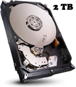 HD DESKTOP TB 2 SEAGATE SATA3 7200RPM PN ST32000644NS PULL GARANTIA: 3 MESES TIBURON