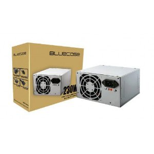 Fonte Atx 230 W Bluecase Blu230Atx Small Com Cabo Sem Caixa