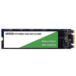 Ssd M2 480 Gb Western Digital Wds480G2G0B