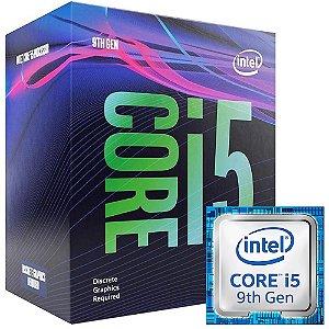 Processador 1151 Intel 9ª Geração Core I5-9400F Coffee Lake 2.90 Ghz 9Mb Cache Sem Video