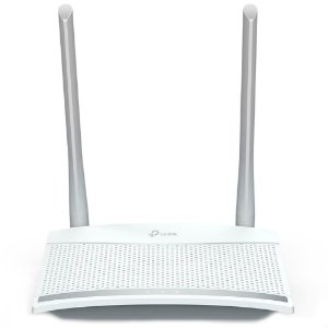 Roteador Tp-Link Tl-Wr820N Wireless 300Mbps Ipv6 2 Portas 10/100Mbps 2 Ant Fixas 5Dbi