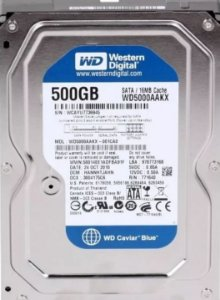 Hd Desktop 500 Gb Western Digital Wd5000Aakx Sata3 7200 Rpm