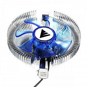 Cooler Universal Intel E Amd Bluecase Bc-04Ua Aluminio