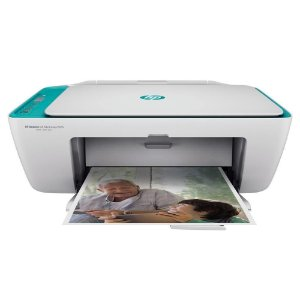 Impressora Multifuncional Hp 2676 Deskjet Ink Advantage Aio Wifi, Colorida, Bivolt