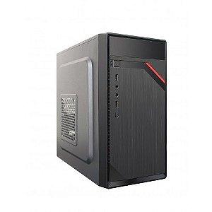 Computador Corporativo Tiburon Placa Mae Integrada Com Processador, Memoria 4Gb, Ssd 120Gb, Gab. Bg-2316
