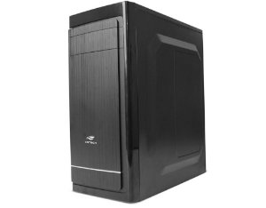 Gabinete Corporativo C3Tech Mt-41Bk C/Fonte Preto Full-Atx