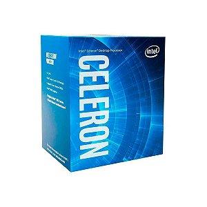 Processador 1151 Intel 8ª Geração Celeron G4930 3.2 Ghz Cache 2Mb Bx80684G4930