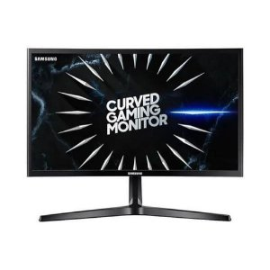 Monitor Gamer Led 24 Samsung Curvo Lc24Rg50Fqlmzd, 4Ms, 144Hz, Widescreen, Hdmi, D-Port, Preto