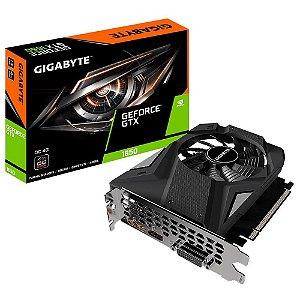 Placa De Video Ddr6 4Gb/128 Bits Gigabyte Geforce Gtx 1650, Gv-N1656Oc-4Gd