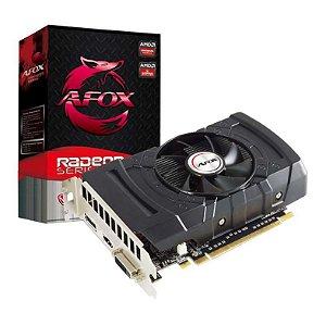 Placa De Vídeo Ddr5 2Gb/128 Bits Afox Rx550, Afrx550-2048D5H3