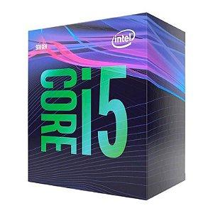Processador 1151 Intel 9ª Geração Core I5-9400, Coffee Lake, 2.90 Ghz, Cache 9Mb, Bx80684I59400, Com Vídeo