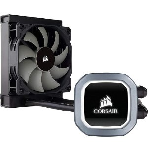 Watercooler Corsair Hydro Series H60, 1 Fan 12 Cm, Led Branco, Cw-9060036-Ww