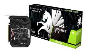 Placa De Vídeo Ddr6 6Gb/192 Bits Gainward Gtx1660 Super Pegasus, Ne6166S018J9-161F