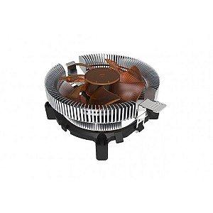 Cooler Universal Intel E Amd Bluecase Bc-01Ua, Aluminio