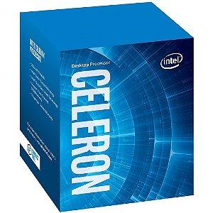 Processador 1200 Intel 10ª Geração Celeron G5920, 3.50Ghz, Cache 2 Mb, Comet Lake
